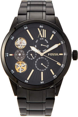 Fossil BQ2220 Black Flynn Watch