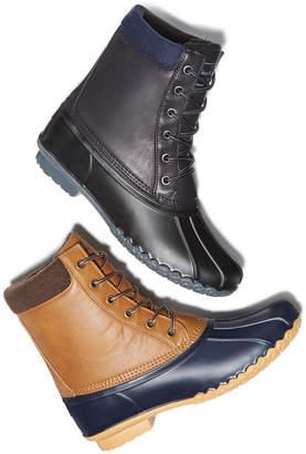 Weatherproof Vintage Men Adam Duck Boots Men Shoes