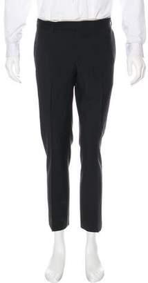 Christian Dior Cropped Wool Dress Pants
