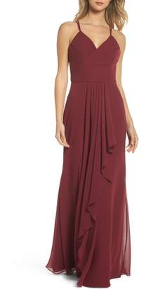 Paige Hayley Occasions Chiffon Gown