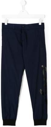 Kenzo Kids TEEN Signature trousers