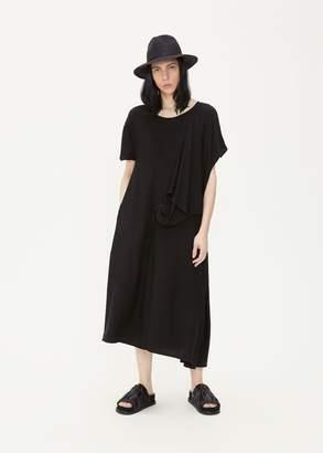 Yohji Yamamoto Double Front Dress