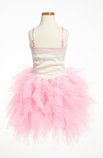 Ooh! La Ooh! La, La! Couture 'Sweetheart' Dress (Big Girls) Light Pink 12