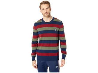 adidas Skateboarding Striped Sweater