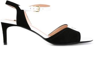 Moschino contrast sandals