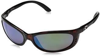 Costa del Mar Unisex-Adult Fathom FA 10 OGMGLP Polarized Iridium Oval Sunglasses
