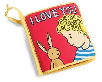 Jellycat I Love You Book
