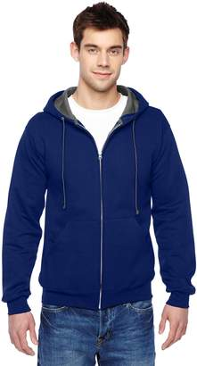 Fruit of the Loom Sofspun Adult Jersey Full-Zip Hood