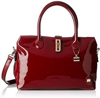 La Bagagerie Women's Shop Xbd Top-Handle Bag Red Size: