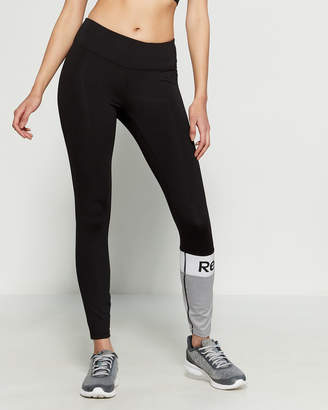 Reebok Marker 7/8 Athletic Leggings