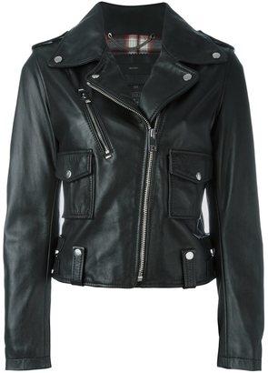 Diesel biker jacket $493.87 thestylecure.com