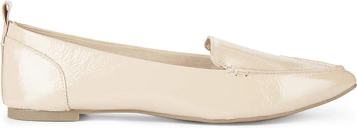 Aldo Bazovica patent-leather loafers