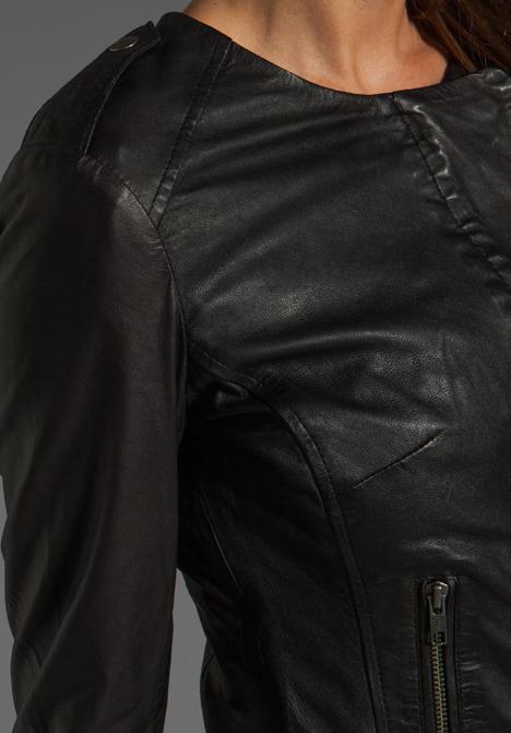 Muu Baa Muubaa Norma Collarless Jacket