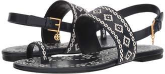 Tory Burch Blake Ankle-Strap Sandal Women's Sandals