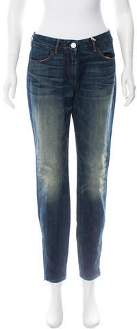 3x1 3x1 High-Rise Skinny Jeans w/ Tags