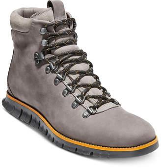 Cole Haan Men Zero Grand Hiker Water-Resistant Ii Boots Men Shoes