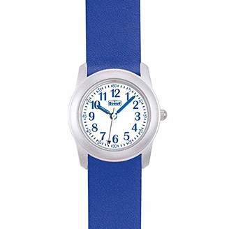 Scout Boys' Analogue Quartz Watch with PU Strap 280306005