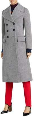 Burberry Aldermoor Double-Breasted Coat