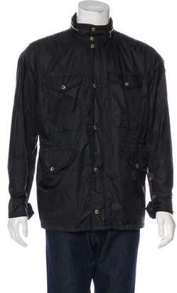 Burberry Woven Field Jacket