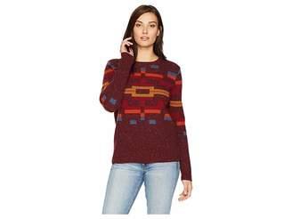 Pendleton Adobe Blocks Pullover Sweater