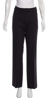 Tod's Mid-Rise Wool Pants