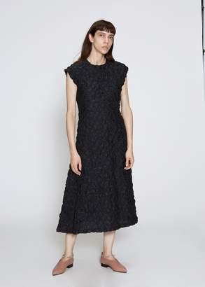 Jil Sander Sleeveless Fioretto Dress