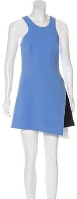 Fausto Puglisi Wool Mini Dress