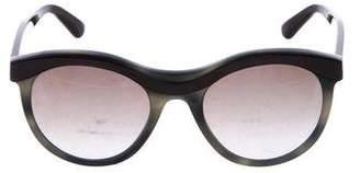 Etro Gradient Cat-Eye Sunglasses