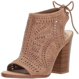 Fergalicious Women's Vorge Heeled Sandal