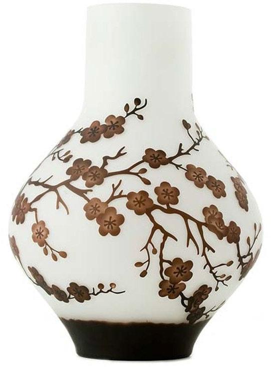 Pols Potten Vase Blossom Black