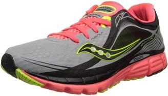 Saucony Women's Kinvara 5 Viziglo Running Shoe