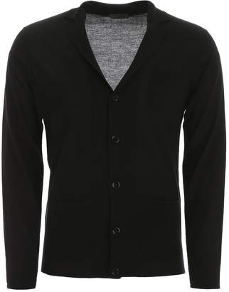Corneliani Cc Collection CC Collection Cardigan With Lapels