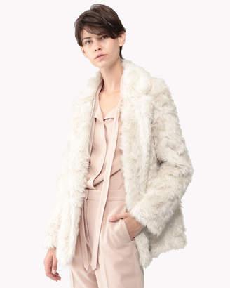 Theory (セオリー) - 【Theory】Jackson Faux Fur Clairene FB