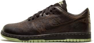 Nike Dunk Low 1 Piece - Black/Faded Green