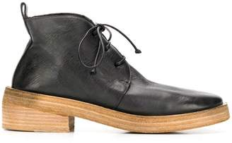 Marsèll stacked heel ankle boots