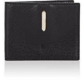 16bd8822ec6 Lee Passavant and Men s Scier Edition Leather Money-Clip Wallet - Black