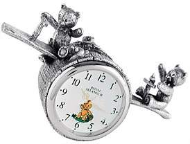 Royal Selangor Teddy Bears Picnic Playtime Clock