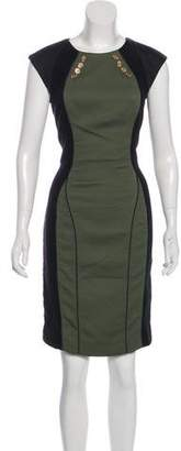 Jason Wu Textured Sheath Dress