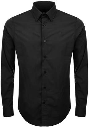 G Star Raw Slim Core Shirt Black