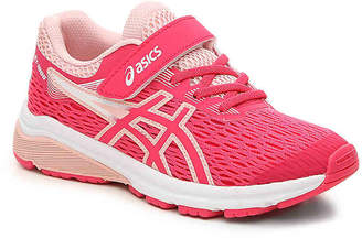 Asics GT-1000 7 Toddler & Youth Running Shoe - Girl's