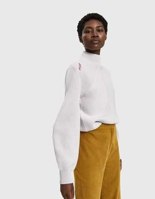 Carven Stitch Detail Sweater