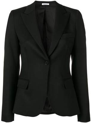 P.A.R.O.S.H. fitted blazer