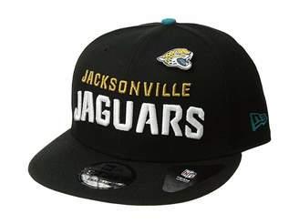New Era Jacksonville Jaguars Pinned Snap