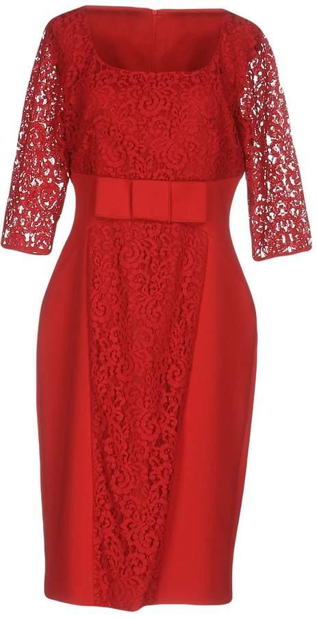 Clips Knee-length dresses - Item 34735313