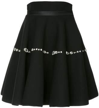 Dice Kayek high-waisted full skirt