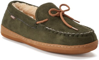 b48c1b912373 Fleece Lined Moccasins Men - ShopStyle