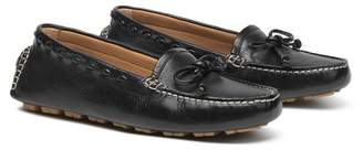 Trask Demi Moccasin Flat