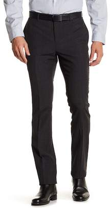 John Varvatos Collection Wool Slim Fit Pants