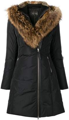 Mackage zipped padded parka coat