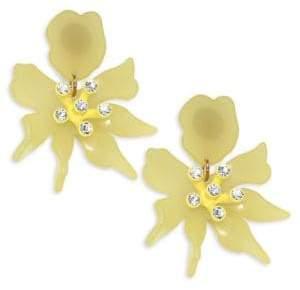Lele Sadoughi Daffodil Earrings